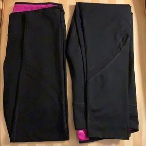 Calvin Klein black stretch pants!